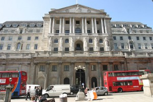 Picture of Whitehall, London, for Article, How the Deregulation of banks caused crisis