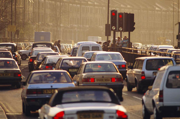 The Motorists Manifesto - Traffic jam in London
