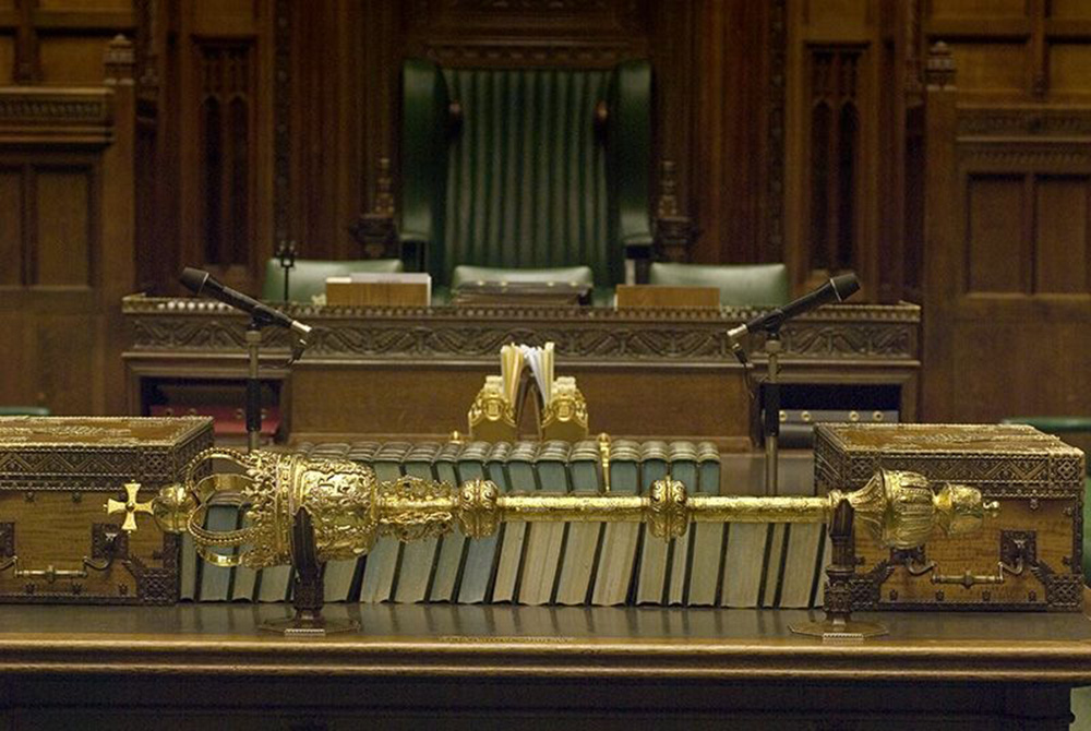 House of Commons Mace
